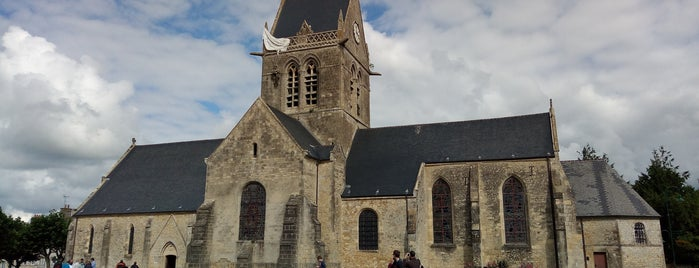 Sainte-Mère-Église is one of Overlord 2017.