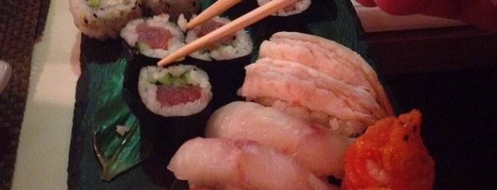 Mio Sushi Living is one of Posti buoni dove mangiare.