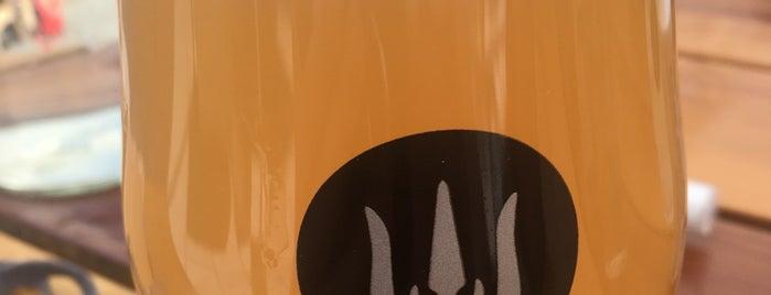 Wayfinder Beer is one of Portland - Bars & Entertainment.