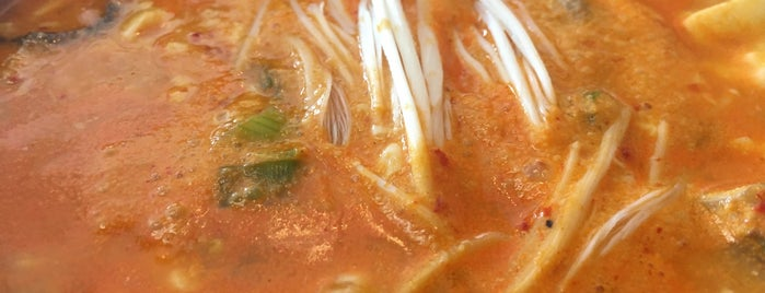 Cho Dang Tofu Restaurant (초당 순두부) is one of B-Town and Down.