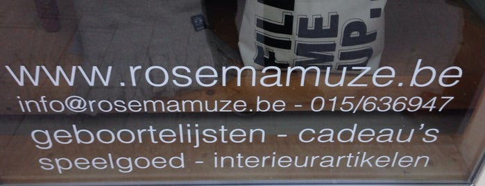 rosemamuze is one of Mmmechelen.