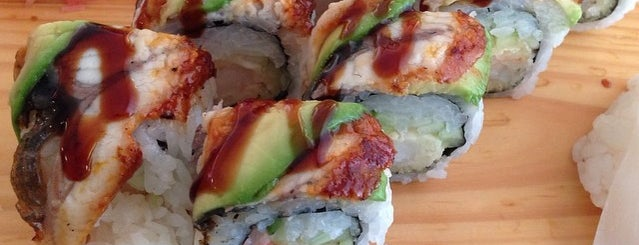 Sushi Red is one of CT's best kept secrets.