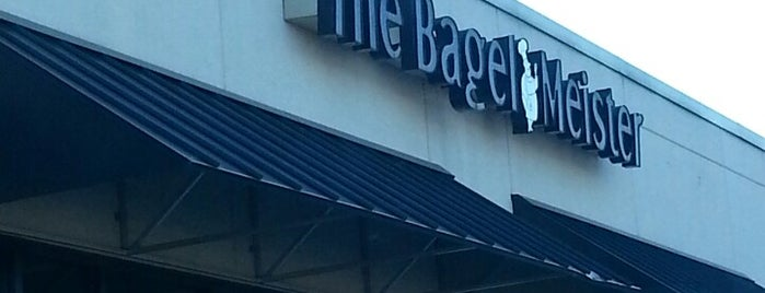 The Bagel Meister is one of Tempat yang Disukai Jennifer.