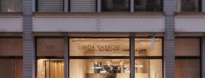 Linda Farrow is one of New York to-do 2019.