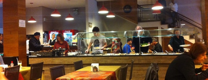 Chef's Grill is one of Brasil: restaurantes bons, bonitos e baratos.