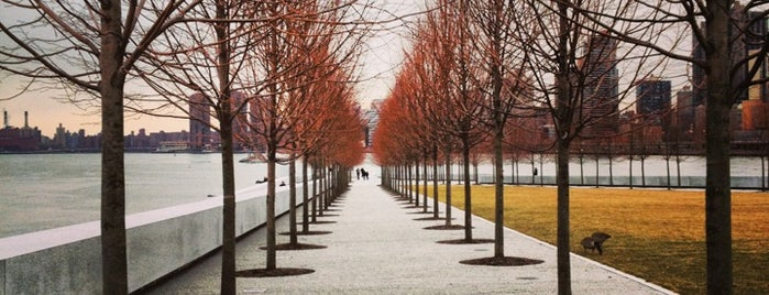 Four Freedoms Park is one of New York: Where to Go.