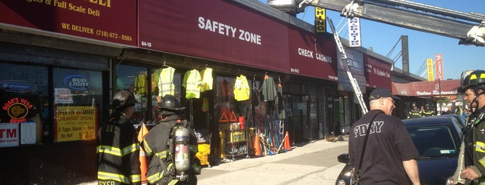 Safety Zone is one of East Elmhurst Local.