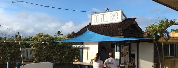 Cortado Coffee Bar is one of Kauia.