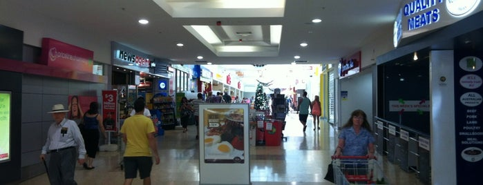 Northpark Shopping Centre is one of Places.