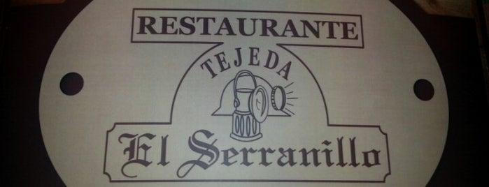 El Serranillo is one of Lugares favoritos de Manuel.