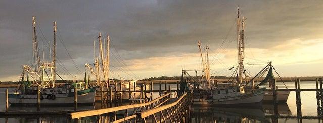 Dockside is one of Fripp Favorites.