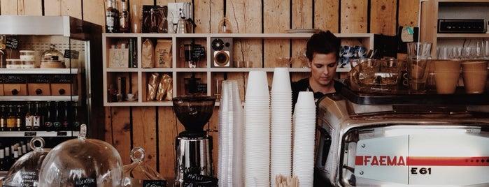 I Need Coffee! is one of 10 pražských kaváren, kde stojí za to utrácet.