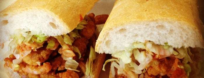 Domilise's Po-Boys is one of New Orleans.