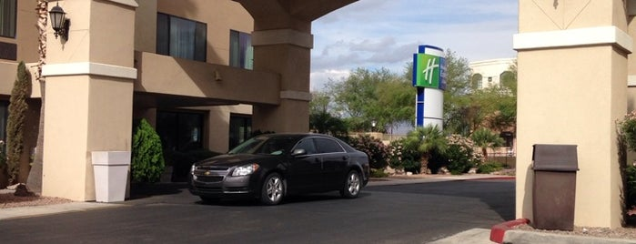 Holiday Inn Express & Suites Marana is one of Hopster's Hotels.
