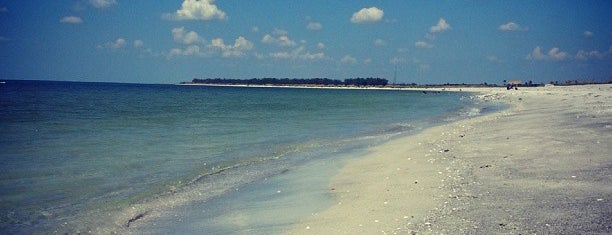 Fort Desoto Beach is one of Clearwater / St Pete.