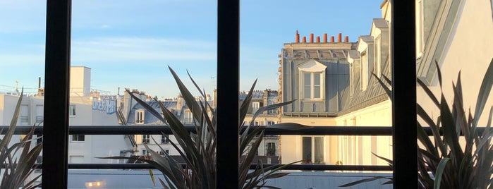 Maison Bréguet is one of Lieux à découvrir.