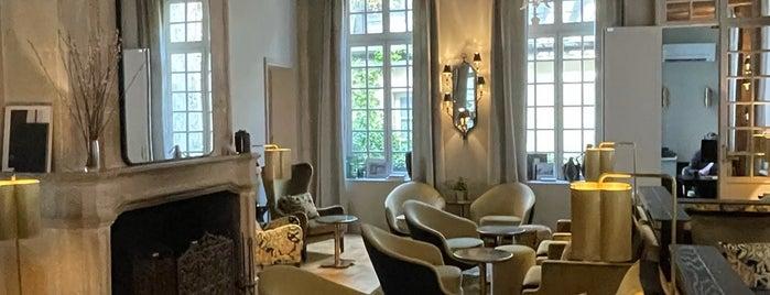 Hôtel d'Aubusson is one of Paris.