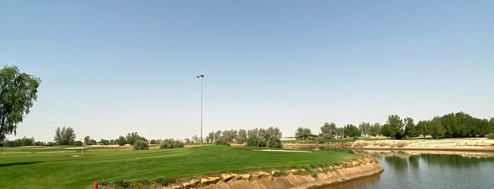 Riyadh Golf Courses is one of تركي مطرب فوازさんの保存済みスポット.