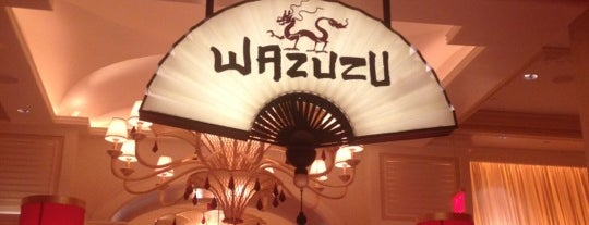 Wazuzu is one of Las Vegas.
