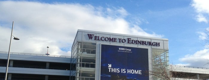 Edinburgh Airport (EDI) is one of Airports - Europe.