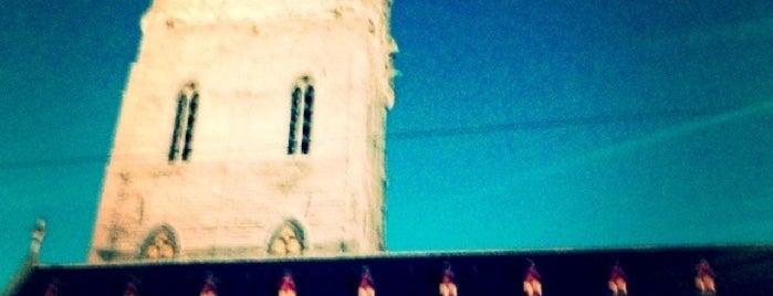 Sint-Baafsplein is one of Lieux qui ont plu à Gordon.