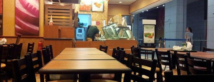 Subway is one of 冰淇淋 님이 좋아한 장소.