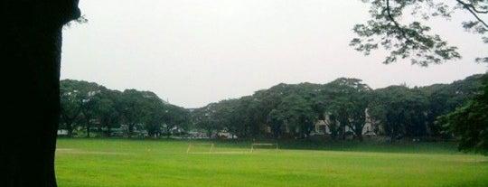 Sunken Garden is one of Manila.