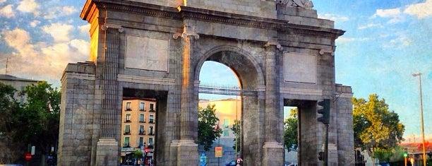 Puerta de Toledo is one of Best of Madrid.