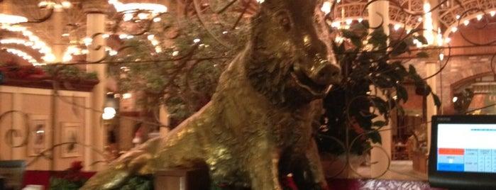 Boar's Head Bar at Main Street Station is one of Michael : понравившиеся места.