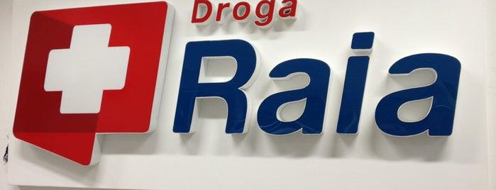 Droga Raia is one of สถานที่ที่ Lygia ถูกใจ.