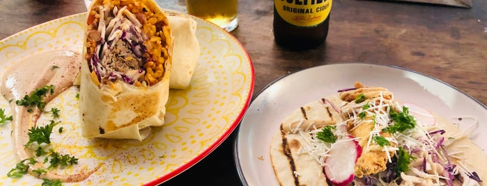 Gringo Loco Cantina is one of SP 🏄🏼♀️🏖.