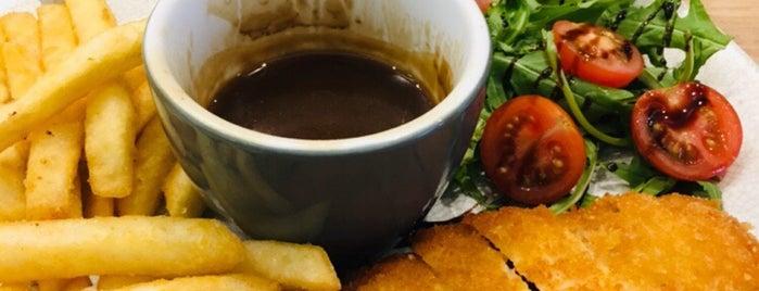 Espresso Warriors is one of EAT SYDNEY.