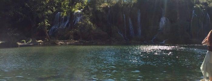 Kravice Waterfalls is one of Ahmet 님이 좋아한 장소.