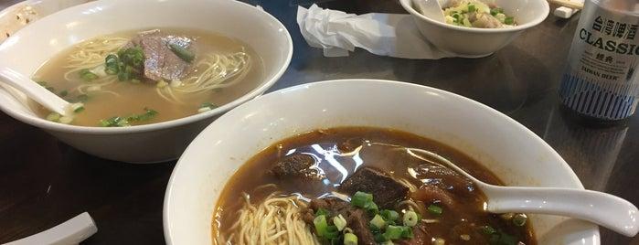 史記正宗牛肉麵 is one of 台北.