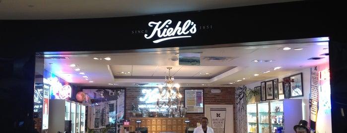 Kiehl's is one of Rosana 님이 좋아한 장소.