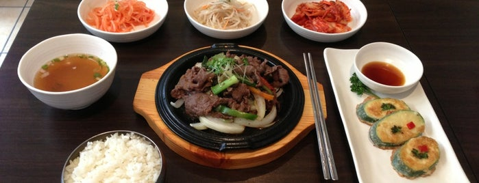Soju Korean Kitchen is one of Food & Drink to check out.