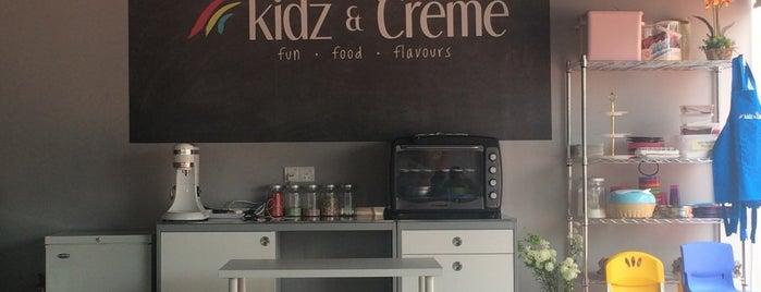 Kidz & Creme is one of Makan2.