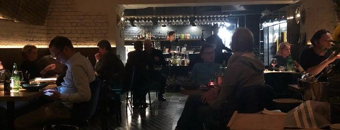 MINE restaurant / WINE bar is one of Restaurants to go.