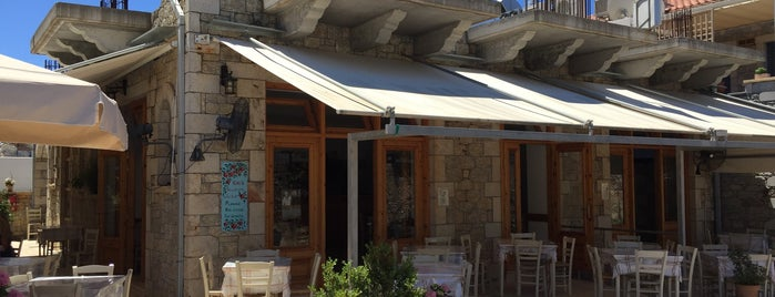 Kiki's Taverna is one of Greece.