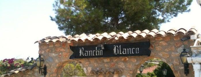 Rancho Blanco is one of Gespeicherte Orte von Alain S..
