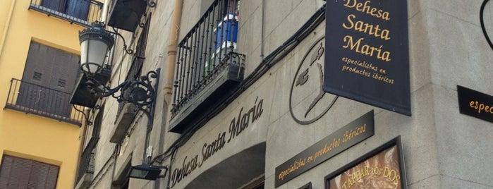 Dehesa Santa Maria is one of Promociones.