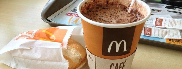 McDonald's is one of Lugares pra comer no Portão / Água Verde.