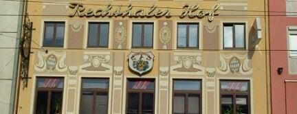 Rechthaler Hof is one of Munich.