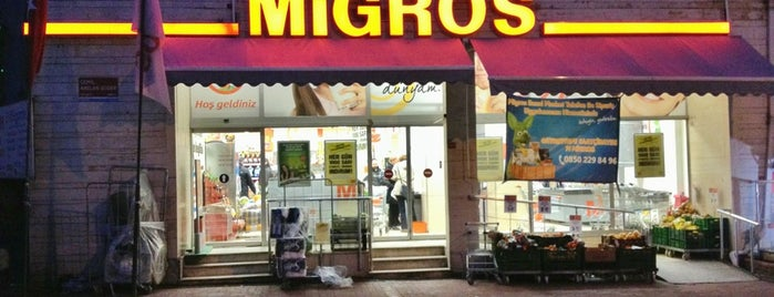 Migros is one of Tempat yang Disukai ace.