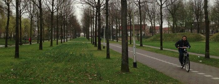 Huibevenpark is one of Orte, die Kevin gefallen.