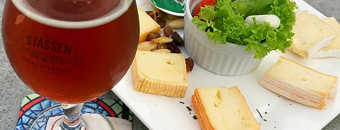Brasserie de l'Abbaye du Val-Dieu is one of Beer / RateBeer Best in Belgium.
