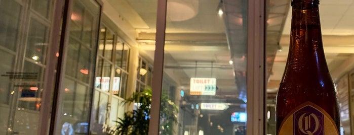 Café Verkadefabriek is one of Locais salvos de Belinda.