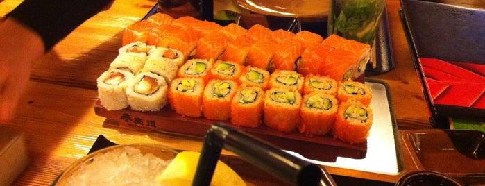 Тануки is one of 24 Hour Restaurants.