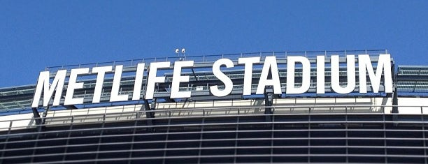 MetLife Stadium is one of Super Bowl 48.