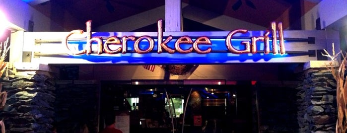 Cherokee Grill is one of Pigeon Forge Things.